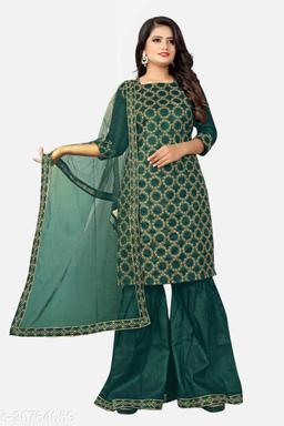 Trendy Pretty Sharara
