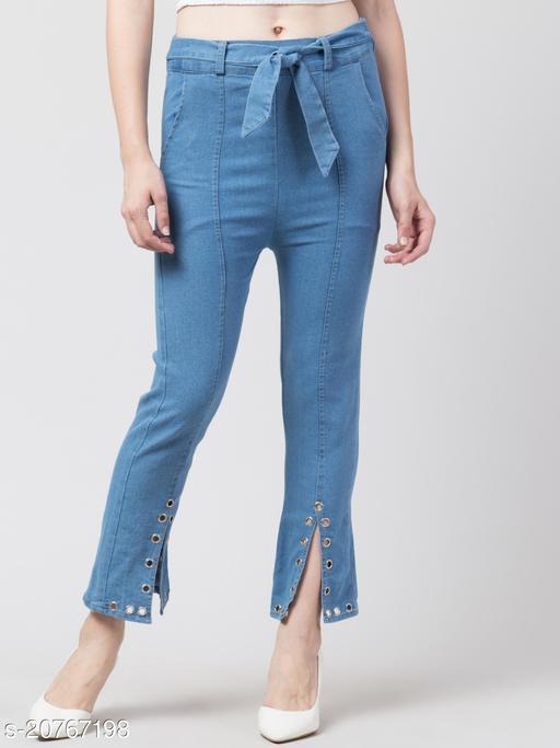 Urbane Elegant Women Jeans