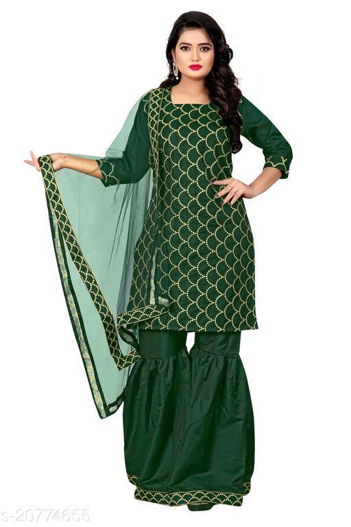 Adrika Refined Sharara