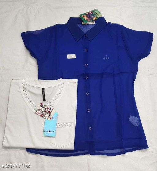 SHIRT WITH INNER