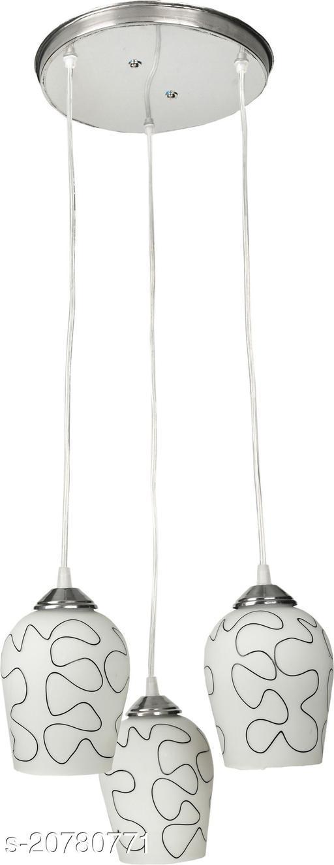 VERMA Triple Hanging Ceiling Lamp Light