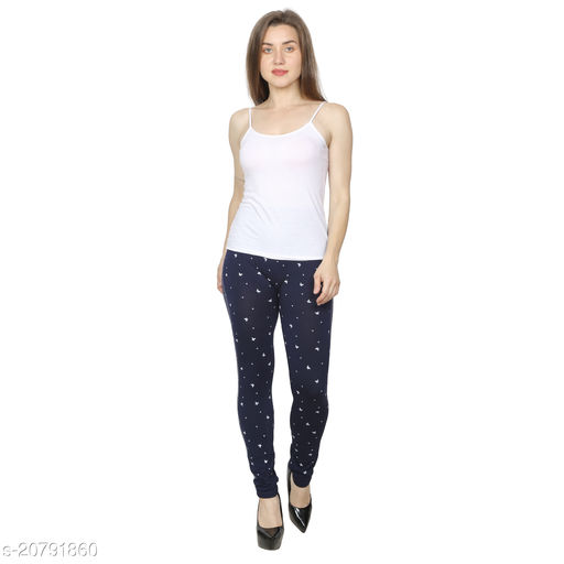 Vesture Studio's Women's Popular small star Design Soft High Waist Printed Fashion Leggings