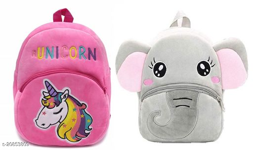 Pack of 2 Bags for kids Age group - 2 to 8 years