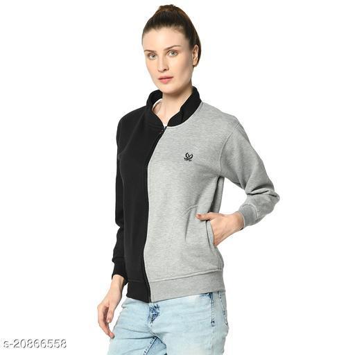 VIMAL JONNEY Full Sleeve Printed Women Sweatshirt ()
