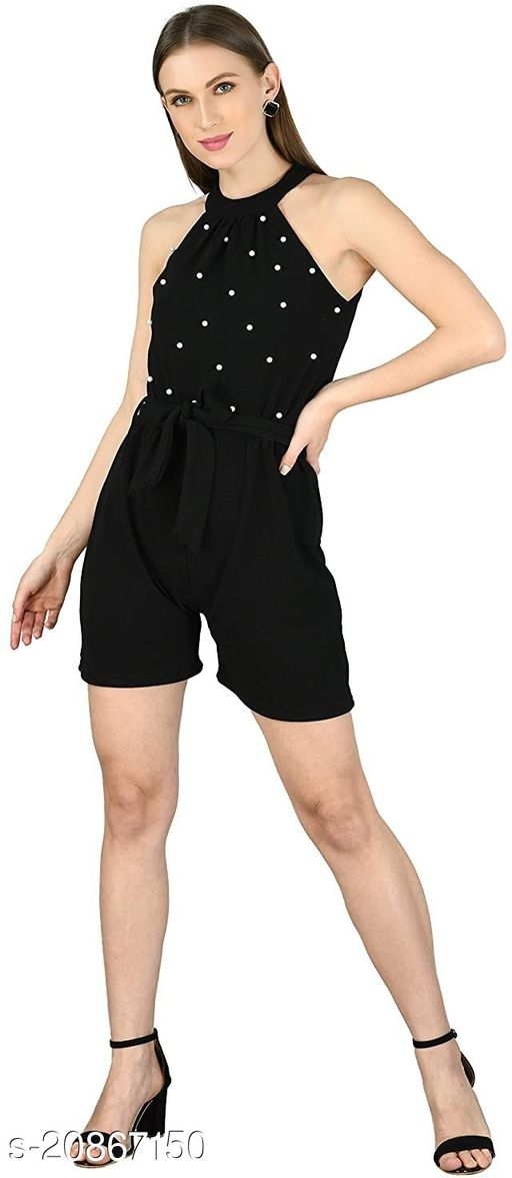 Anaghakart stylish mini jumpsuit
