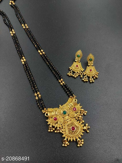 Attractive Gold plated  Mangalsutras