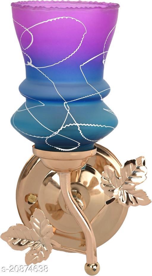 VERMA New Stylish Golden Fitting Wall Lamp Light-P4