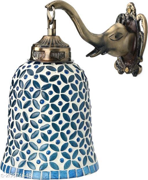 VERMA Elephant Shape Wall Fitting Lamp Light-T13