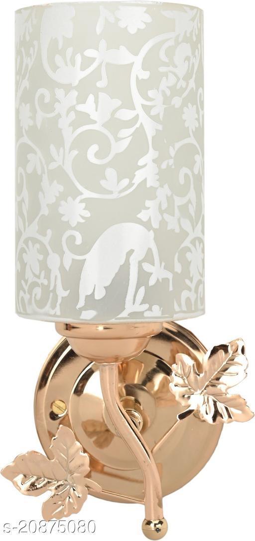 VERMA New Stylish Golden Fitting Wall Lamp Light-P13