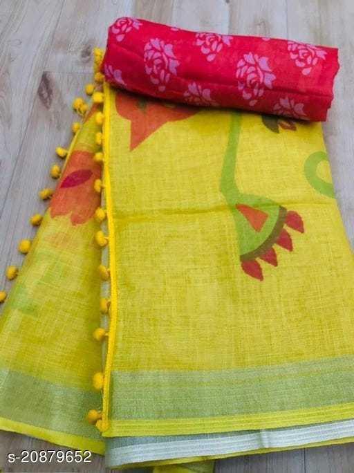 Beautiful lilan digital saree