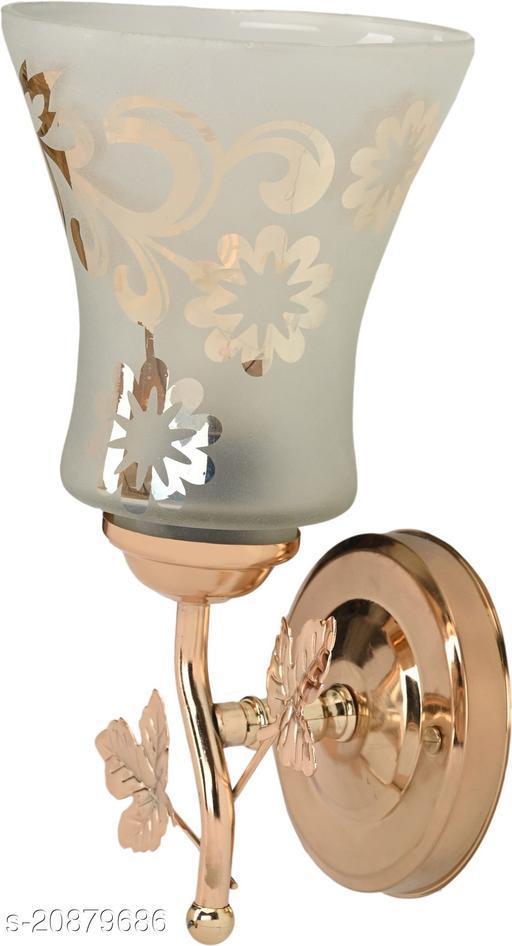 VERMA New Stylish Golden Fitting Wall Lamp Light-P14