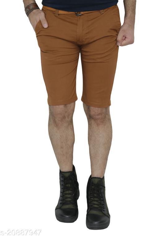 Urban Legends Men's Regular Fit Shorts