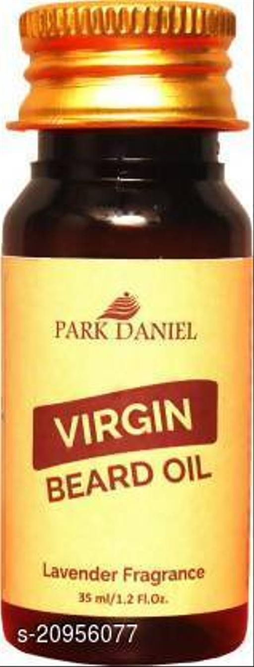 Park Daniel Beard oil Lavender Fragrance Hair Oil (35 ml)