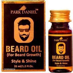 Park Daniel Premium Beard Growth oil For Men Hair Oil (35 ml)