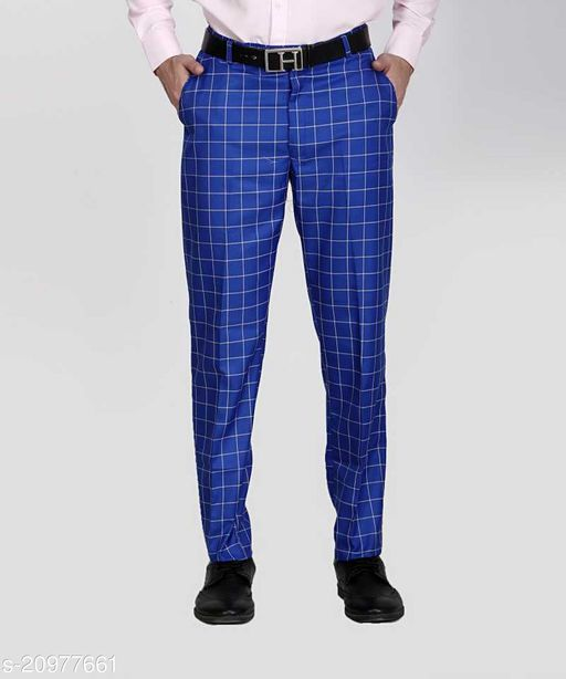 TRULYFAB COTTON TROUSER FOR MENS