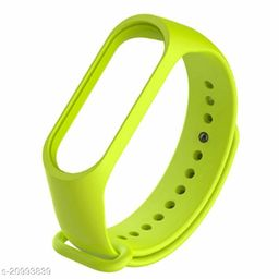 Microbirdss M3 Parrort Green Wristband Band Straps for Xiaomi Original Mi 3 & Mi 4 Bands