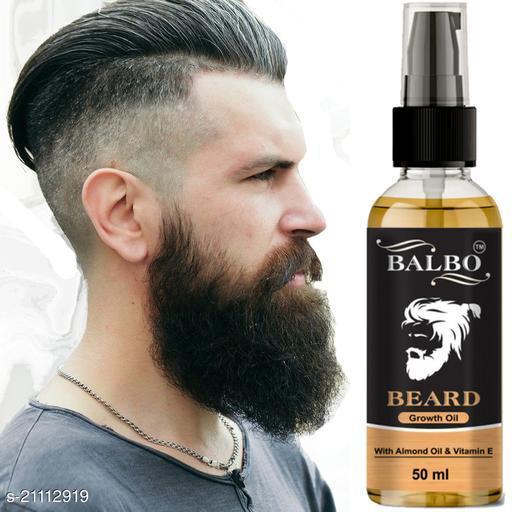 Beard Growth Oil for strong and healthy beard growth Hair Oil(50 ml)
