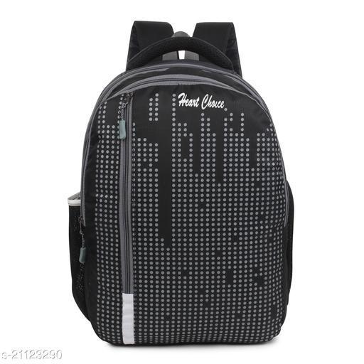 Stylish Men's Black Backpacks