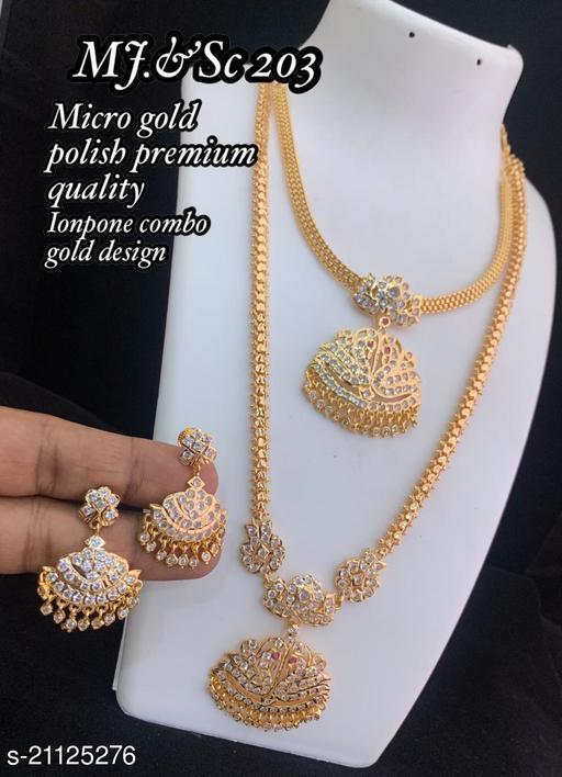 Shimmering Fancy Women Jewellery Set