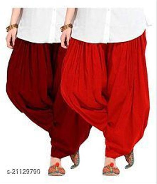 Trendy Women Patialas