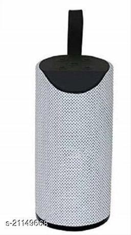 TG-113 ULTRA 3d sound blast Super Bass NEW ARRIVAL Wireless 10 W Bluetooth Speaker  (SILVER Color, 4.1 Channel)