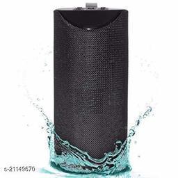 TG-113 Premium Shockproof & Bluetooth Speaker C1 10 W Bluetooth Speaker  (Black, Stereo Channel)