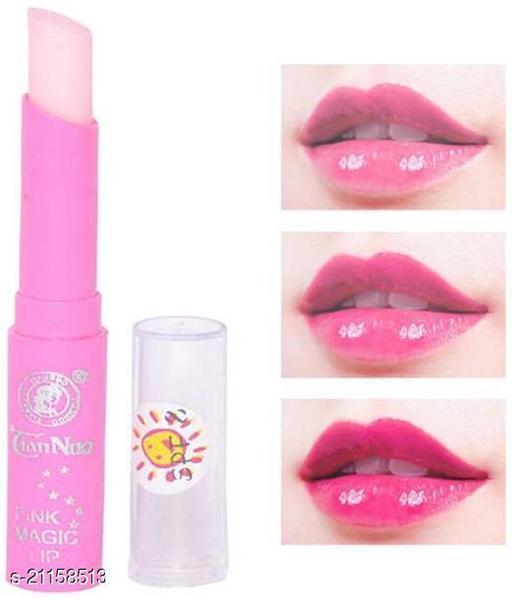 Lipstick Lipbalm Pink Lips Pack of 1