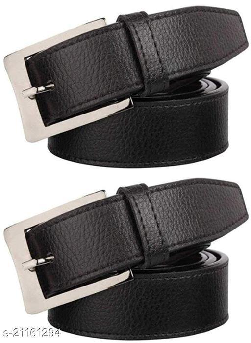 Casual Unique Men Belts