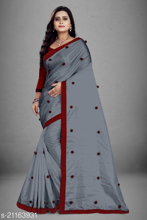 BRIVA Women's Paper Silk Saree