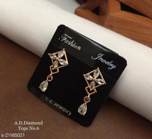 Classy Look Dailywear  Earrings For Women