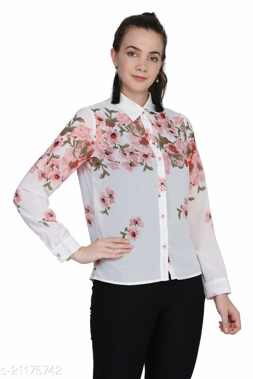 Pretty Designer Women Shirts
