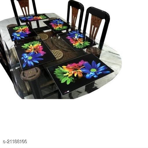 Placemat/Table mat  Waterproff, Scrach Proff