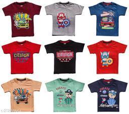 Agile Trendy Boys Tshirts