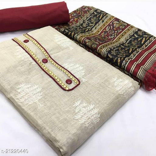 Aakarsha Drishya Semi-Stitched Suits