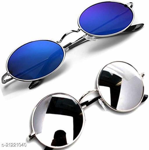 Beautiful Women's Combo Set Multicolor Sunglasses