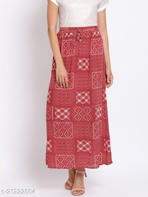 Graphic Mersa Women Skirt