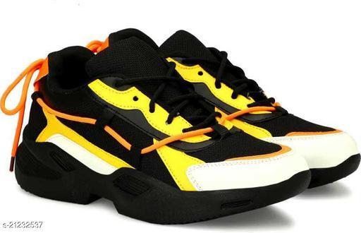 Trendy Mesh Men Sports Shoe