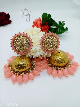 Beautiful Collection Of Earrings