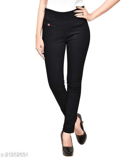Rock Hudson Present Women & Girls Wear Strechable and Stylish Denim Jegging, Heigh Weist