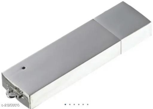 Tangy Turban_Metal Cap_16 GB_Metallic_Pendrive