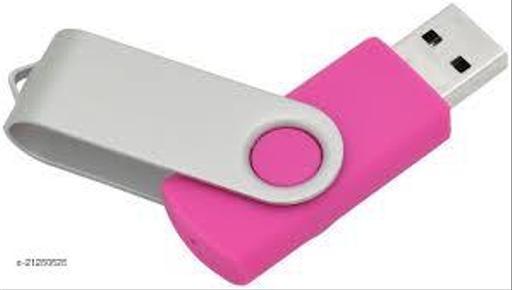 Tangy Turban_Swivel Twister_16 GB_Pink_Pendrive