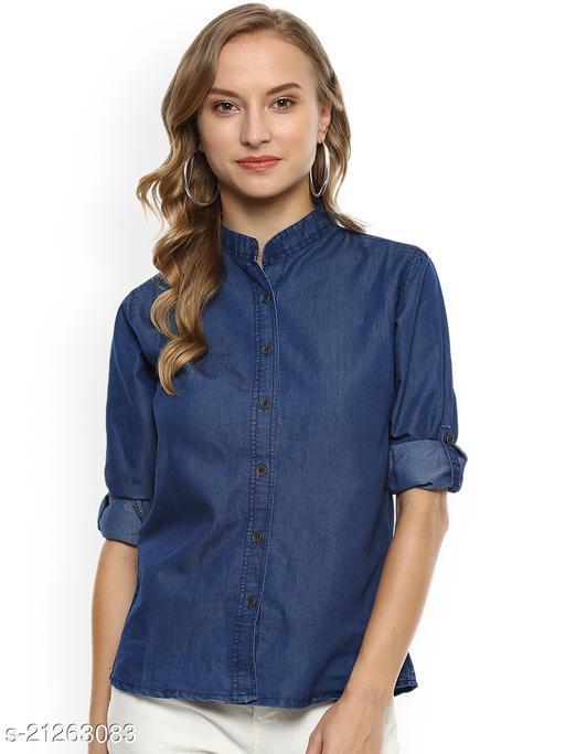 Trendy Retro Women Shirts