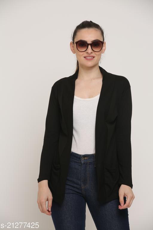 Trendy Designer Women Capes, Shrugs & Ponchos