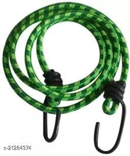 Multipurpose Ultra Strong & Flexible Bungee Rope/Bike Luggage Rope (Length: 1.5 m, Diameter: 10 mm)