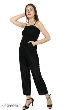Trendy Retro Women Jumpsuits