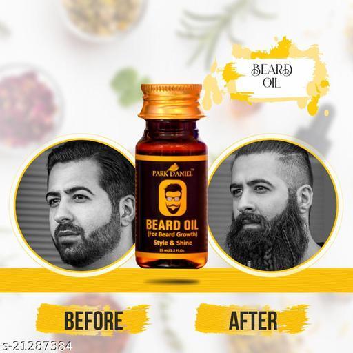 Park Daniel Beard Oil Hair Oil (35 ml)