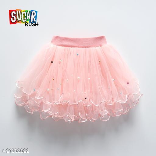 Sugar Rush Pink Girls Skirt