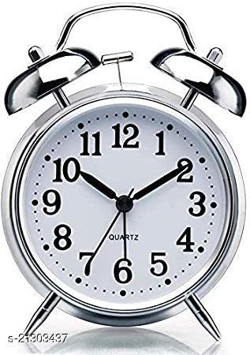 Stylo Alarm Clocks