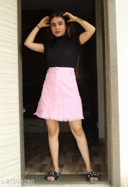Gorgeous Unique Women Western Skirts