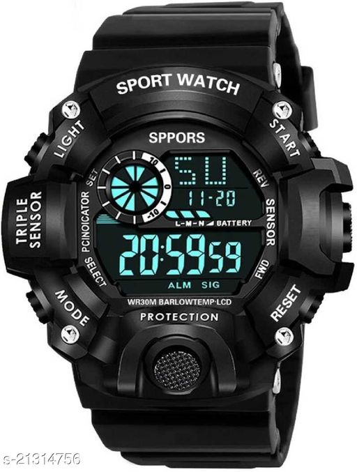 New Imported 227 Digtal Sports Watch For  Boys-Mens